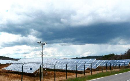 Une maison passive nice une centrale solaire - Systeme solaire nice ...