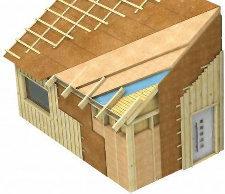 une maison passive nice steico construction un proc d constructif pour maison passive tr s. Black Bedroom Furniture Sets. Home Design Ideas