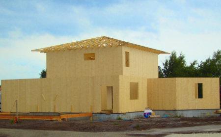 Une maison passive nice - R mur maison passive ...