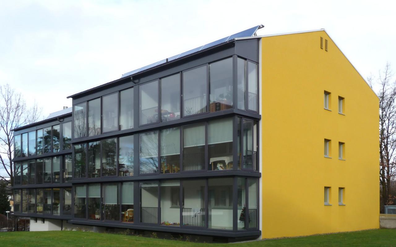 Constructeur maison passive maison moderne for Constructeur maison contemporaine nice
